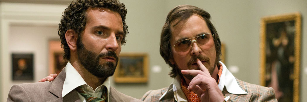 American Hustle 2013 Movie Review From The Balcony