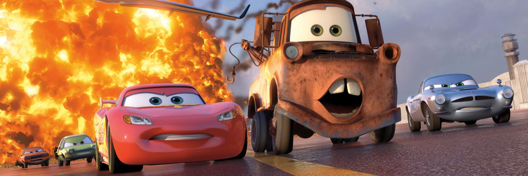 Cars 2 2011 Movie Review From The Balcony