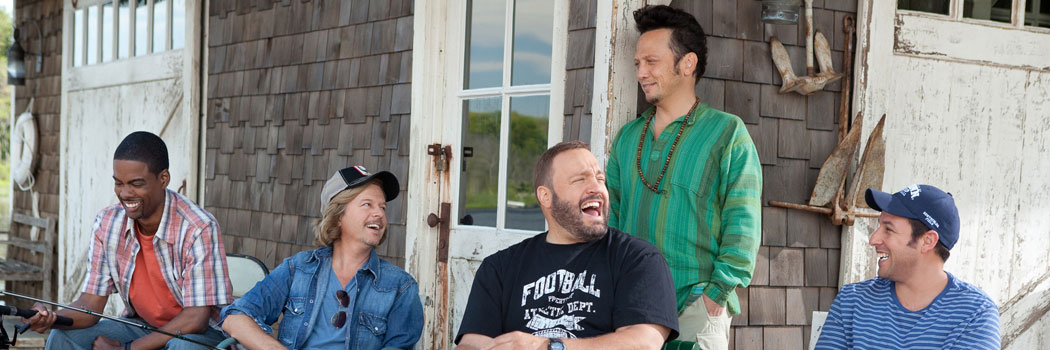 Grown Ups 2010 Movie Review From The Balcony