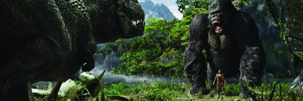 King Kong 2005 Movie Review From The Balcony