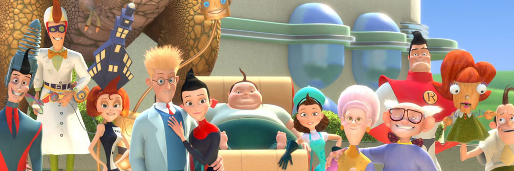 meet the robinsons movie review Meet the robinsons movie review summary actors: jordan fry, tom kenny,  steve anderson, harland  detailed plot synopsis reviews of meet the  robinsons.