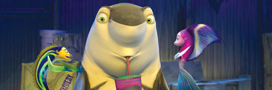 Shark Tale 2004 Movie Review From The Balcony