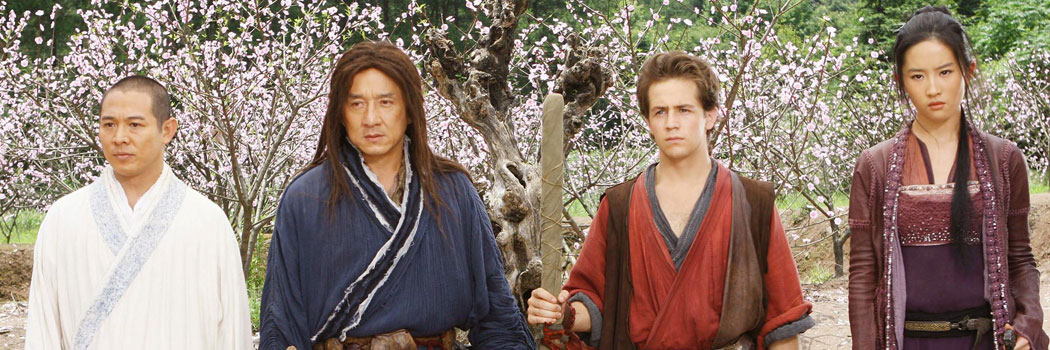 The Forbidden Kingdom 2008 Movie Review From The Balcony
