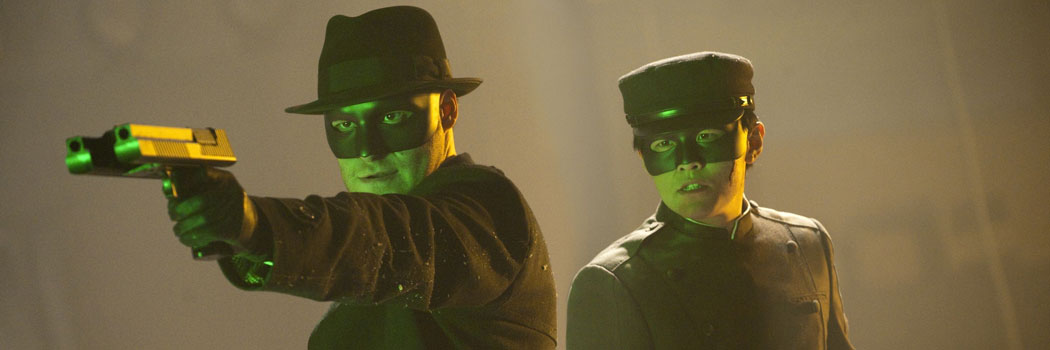 The Green Hornet 2011 Movie Review From The Balcony