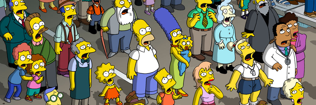 The Simpsons Movie 2007 Movie Review From The Balcony